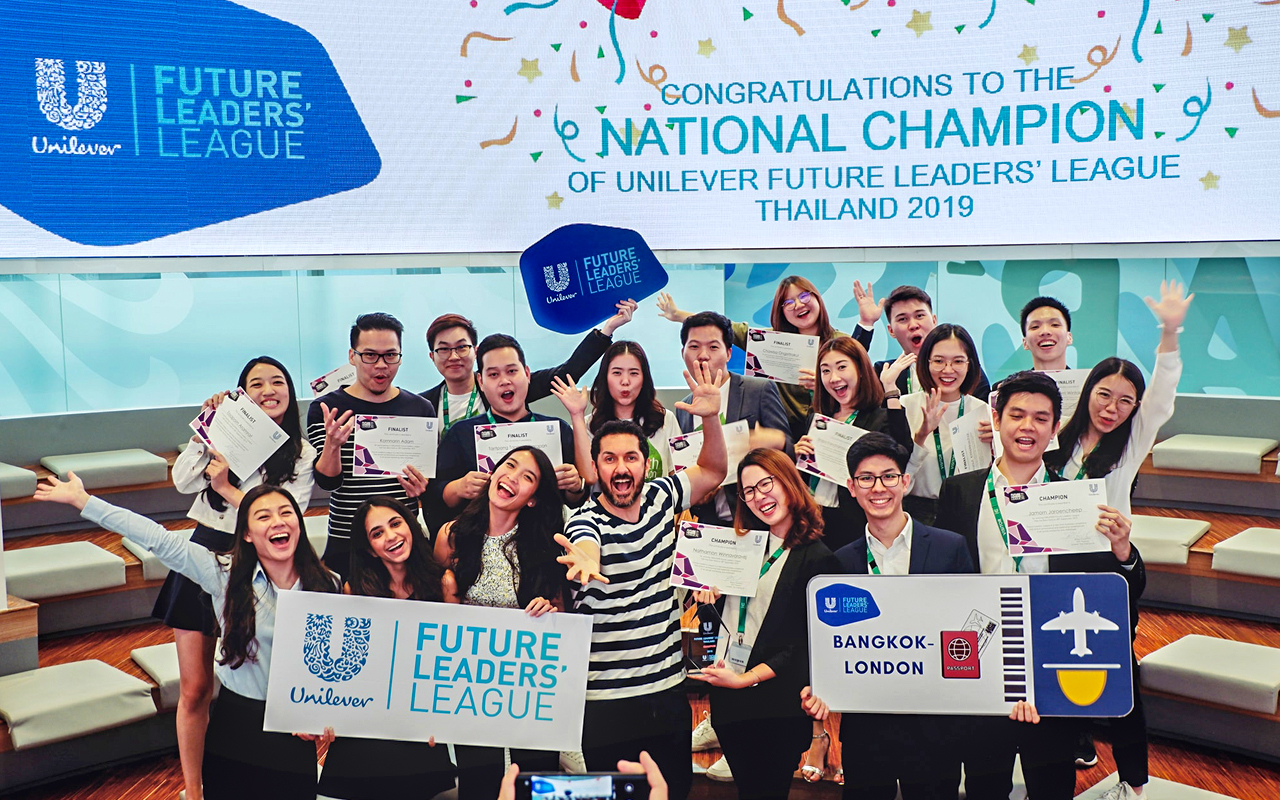 Unilever Future Leader's League (UFLL) 2019